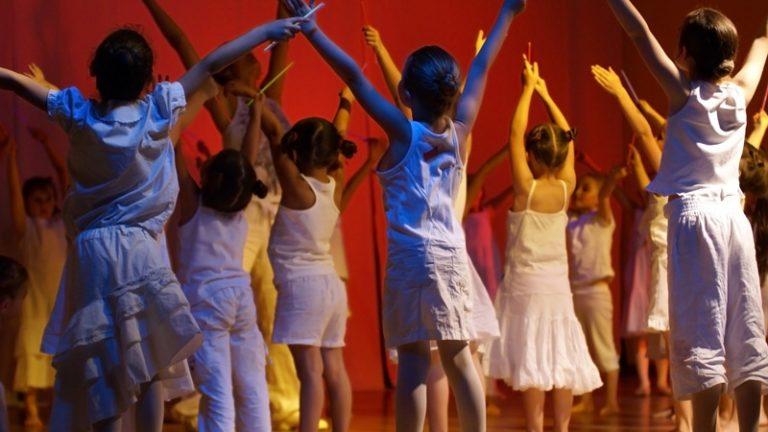 Spectacle d'école, spectacle de fin d'année, enfants