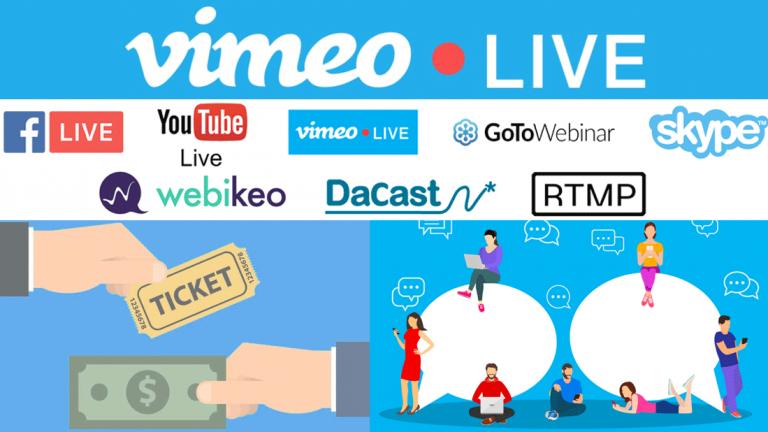 Plateformes live streaming, interactivité et monétisation