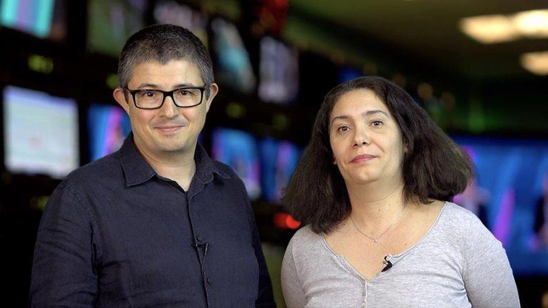 Michel Zaouia et Karine Zaouia