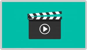Diffusion de vidéos pré-enregistrées pendant le direct