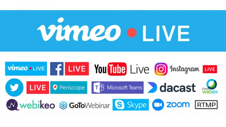 Plateformes live streaming