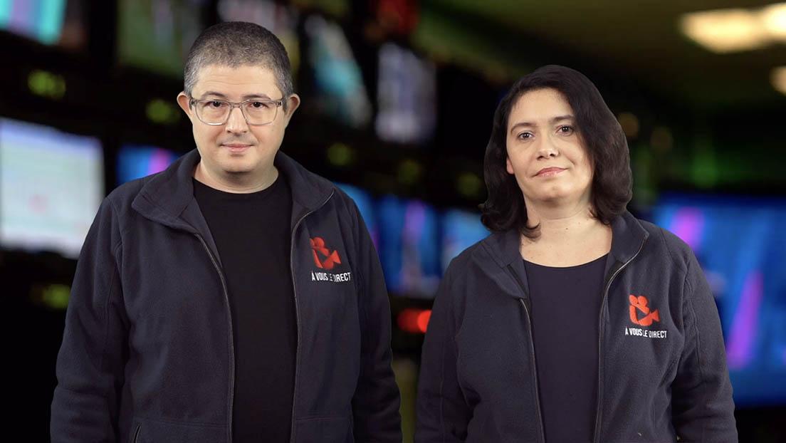 Michel Zaouia et Karine Zaouia, co-fondateurs