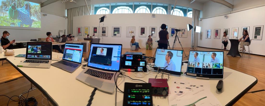 Captation conférence live streaming